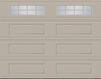 Standard+ Classic XL, 9' x 7', Claystone, 8 lite Orion window