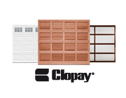 Residential garage doors offered by Clopay - thumbnail