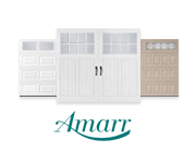 Residential garage doors offered by Amarr - thumbnail