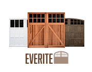 Wood Carriage House Doors thumbnail